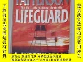 二手書博民逛書店英文原版罕見Lifeguard by James Patters