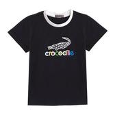 『小鱷魚童裝』經典印圖LOGOT恤(02號~10號)557446