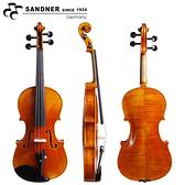 ★法蘭山德★Sandner TV-34 (4/4)小提琴~加贈七大好禮