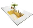 【麗室衛浴】吧檯廚房專用 人造石上崁盆 HS800(四色) W790×D560×H226mm