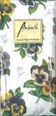 荷蘭 Ambinete 紙手帕-三色菫