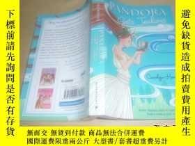 二手書博民逛書店Pandora罕見Gets Jealous(英文原版)6910