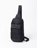 MSPC(master-piece) age NO.02374-BLACK [復古異材質輕量側肩包-黑色]
