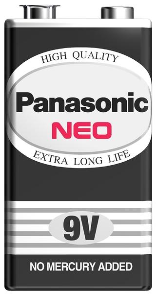 國際牌Panasonic 黑錳電池 9V
