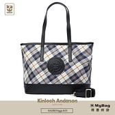 Kinloch Anderson 金安德森 側背包 Frigga 品牌皮標 2way 優雅 托特包 斜背包 KA195001 得意時袋