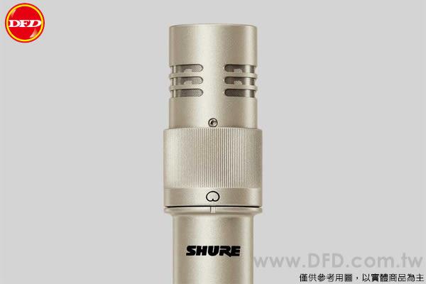 美國 舒爾 SHURE KSM141/SL STEREO 雙指向性樂器麥克風 公司貨 適合錄鋼琴,合唱組,弦樂器,原聲吉他