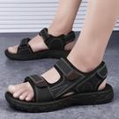 男士涼鞋新款男式夏季