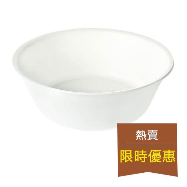 日式洗臉盆/簡約白色衛生間家用加厚嬰兒寶寶迷你小盆子大塑料盆  初見居家