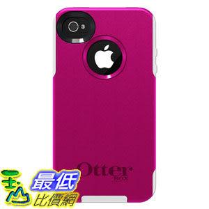 [美國直購 USAshop] OtterBox Commuter Series for iPhone 4/4S 77-23129 - Carrying Case - Hot Pink/White