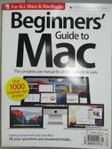【書寶二手書T6/電腦_WDW】Beginners Guide to Mac