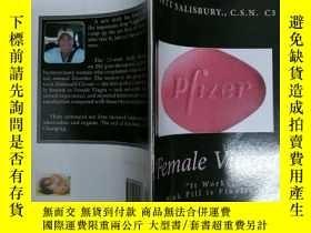 二手書博民逛書店Female罕見: The Pink Pill Is Final