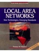 二手書博民逛書店《Local area networks : new technologies, emerging standards》 R2Y ISBN:0471009598