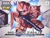 萬代 鋼彈模型 SDCS 夏亞專用薩克2 可換骨架 機動戰士0079初代 BB戰士 TOYeGO 玩具e哥