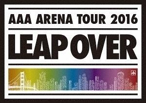 AAA AAA 2016 ARENA 巡迴演唱會 -LEAP OVER- 雙DVD (購潮8)