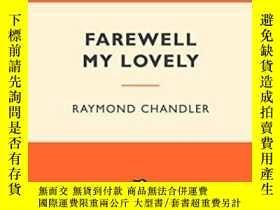 二手書博民逛書店Farewell罕見My LovelyY256260 Raymond Chandler Penguin 出版