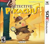 3DS 名偵探皮卡丘(美版代購)