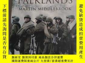 二手書博民逛書店Argentine罕見Fight for the Falklan