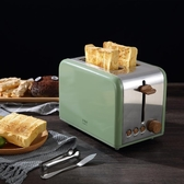 麵包機 面包機家用早餐吐司機 烤面包機2片小多士爐全自動多功能土司烘考 韓菲兒