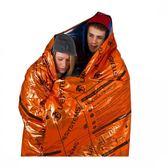 Lifeventure 英國 HS防雨抗撕裂厚型求生毯-雙人 42170 出國旅行 緊急求生 【易遨遊戶外用品】