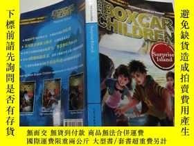 二手書博民逛書店Surprise罕見Island(驚喜島)外文版Y200392