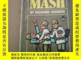 二手書博民逛書店MASH罕見BY RICHARD HOOKERY12597