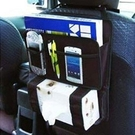 車之嚴選 cars_go 汽車用品【AK-120】日本 Kashimura 後座椅背多功能變化收納置物袋