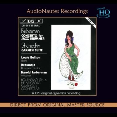 停看聽音響唱片】【UHQCD】比才 / 謝德林:《卡門》芭蕾組曲