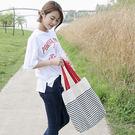手提包 帆布包 手提袋 環保購物袋【SPE02】 BOBI  11/10