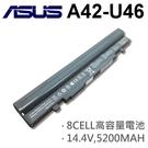 ASUS 8芯 日系電芯 A42-U46 電池 U46E U46J U46JC U46S U46SD U46SM U46SV U56E U56J U56JC