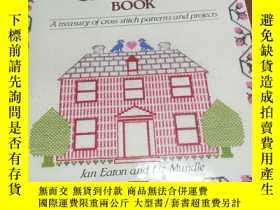 二手書博民逛書店CROSS罕見STITCH AND SAMPLER BOOK,