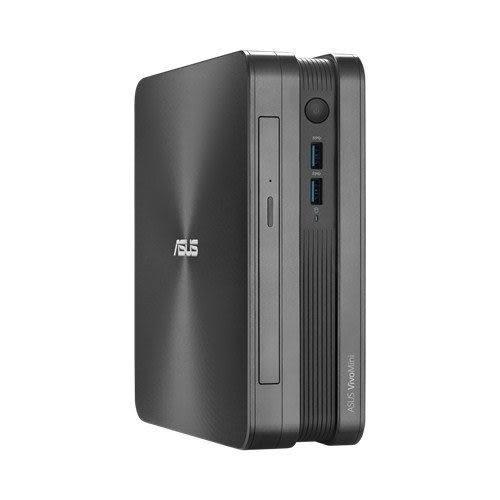 ASUS 華碩  家用VivoMini系列迷你電腦 (VC65R-64T5RTD)【Intel Core i5-6400T / 4GB記憶體 / 128GB SSD /  Windows 10】