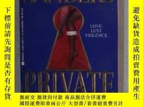 二手書博民逛書店英文原版罕見Private Pleasures by Lawre