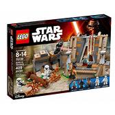 樂高LEGO 塔可達納星球之戰 星際大戰系列 75139