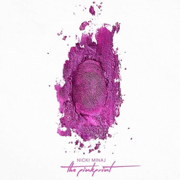 妮姬米娜 粉紅藍圖 CD  Nicki Minaj   The Pinkprint (購潮8)