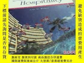 二手書博民逛書店Introduction罕見to Hospitality (3r