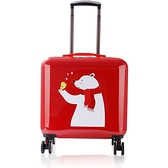 行李箱女18寸卡通拉桿箱16寸小型大學生迷你登機箱旅行箱男  HM  聖誕節全館免運