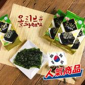 韓國廣川李班長傳統海苔