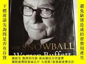 二手書博民逛書店THE罕見SNOWBALL (大毛邊本) 805 Y138362
