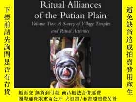 二手書博民逛書店Ritual罕見Alliances Of The Putian PlainY256260 Kenneth De