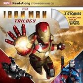 【麥克書店】IRON MAN TRILOGY READ ALONG /英文繪本附CD ‧聽迪士尼說故事 (內含三個故事) 鋼鐵人