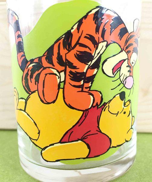 【震撼精品百貨】Winnie the Pooh 小熊維尼~玻璃杯-跳跳虎