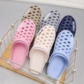 雙十二狂歡 涼鞋男夏季新款防水涼鞋女式洞洞鞋涼拖男