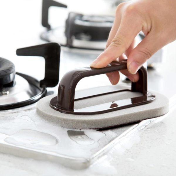 [超豐國際]納米金剛砂魔力擦去污除垢海綿 廚房用品鐵銹清潔刷海綿