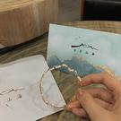 手鐲 日月山海原創天然珍珠編織手鐲溫柔甜美復古小眾冷淡氣質手鍊禮物 晶彩