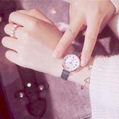 手錶 ins櫻花粉小手錶女中學生韓版簡約潮流ulzzang小巧迷你復古女生款 芭蕾朵朵