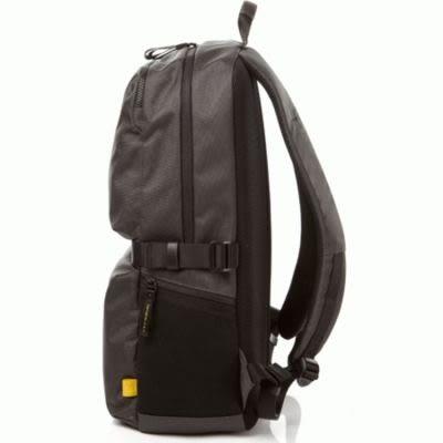 Samsonite RED 新品上市CLOVEL Backpack L  多功能時尚休閒筆電後背包 (灰)