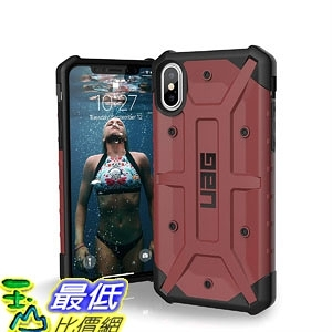 手機保護殼 URBAN ARMOR GEAR UAG iPhone Xs/X [5.8-inch Screen] Pathfinder-Light B07H74TK8W