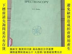 二手書博民逛書店coherent罕見raman spectroscopy(P2161)Y173412