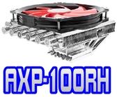 [地瓜球@] 利民 Thermalright AXP-100RH 下吹式 CPU 散熱器~支援AM4