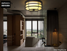 INPHIC- 美式復古工業客廳餐廳吸頂燈臥室書房溫馨鐵藝燈飾_S197C